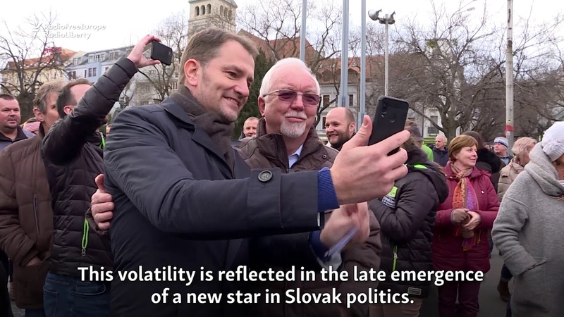 'Great Anger' Far Right And Populist Parties Aim For Upset In Slovak Elections