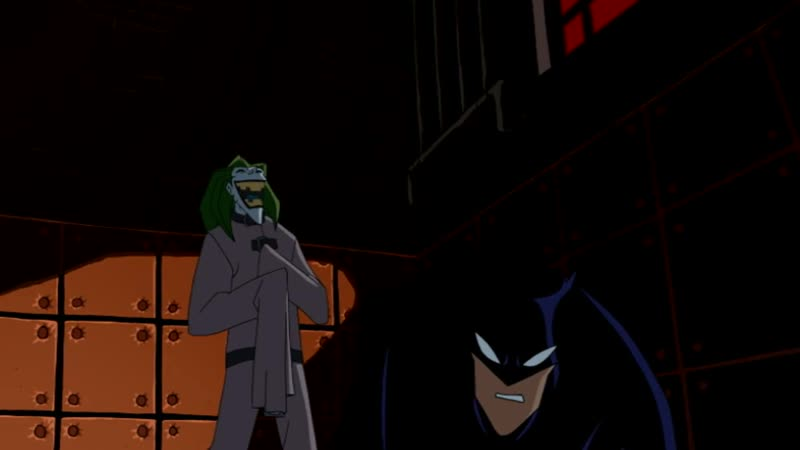 Бэтмен 2004 S1E10 Шиворот навыворот Sub Toon Inc