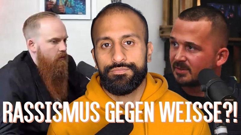 Deutschrapper verteidigt das Eigene Rassismus gegen Deutsche
