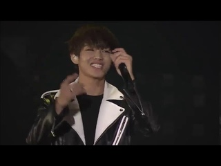 BTS 2015 HYYH 화양연화 On Stage Concert