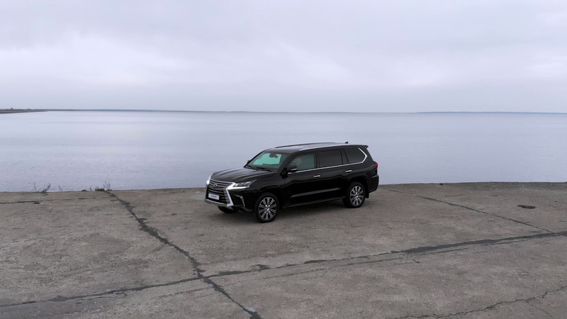 Armored stretched car RIDA based on Lexus LX 570 500mm