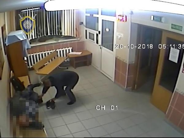 Хищение личных вещей в Минске следователи устанавливают обстоятельства