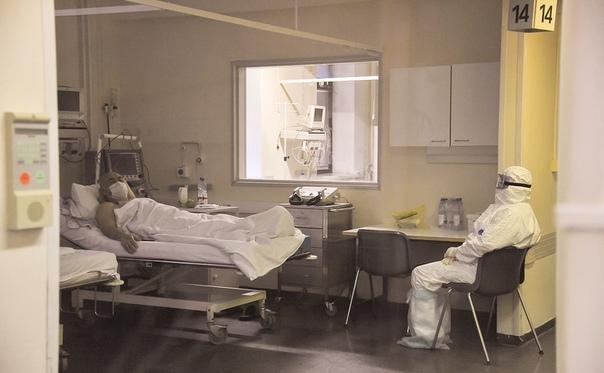 ⚡️В России зафиксировано 270 новых случаев коронавируса  За последние...