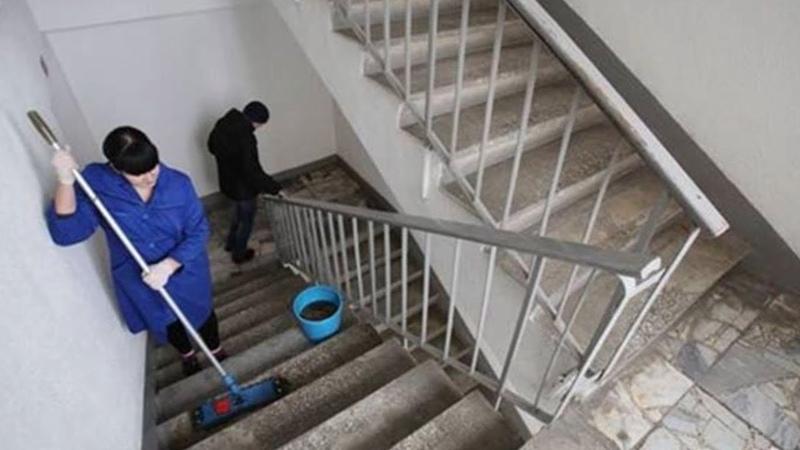 Коммунальный рейд дезинфекция квартир и мест общего пользования Бийское телевидение