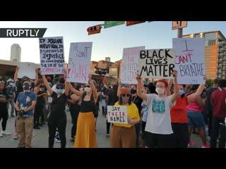 Нас больше не запугать: протестующие после гибели афроамериканца Флойда рассказали, почему вышли на улицы
