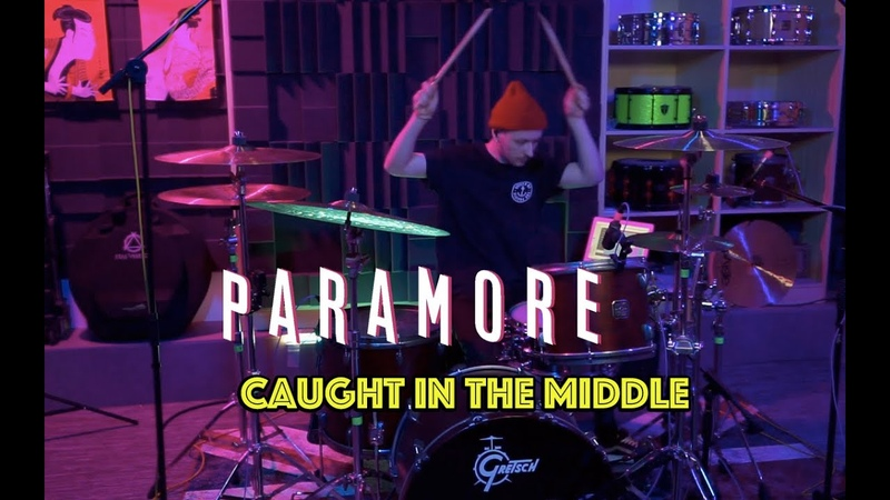 Paramore Caught In The Middle Stas Veselov Drum Cover