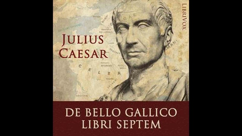Bello Gallico 01~14 by Gaius Julius Caesar audiobook