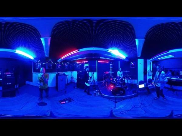 Stereoprisma - Посмотри на небо (Live in ATTACA) [360]