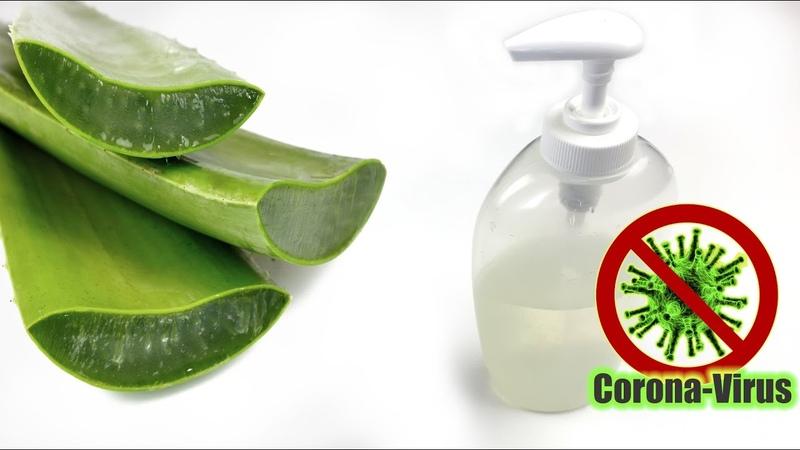 Jak vyrobit Desinfekční gel na ruce z aloe vera a ethanolu technického lihu
