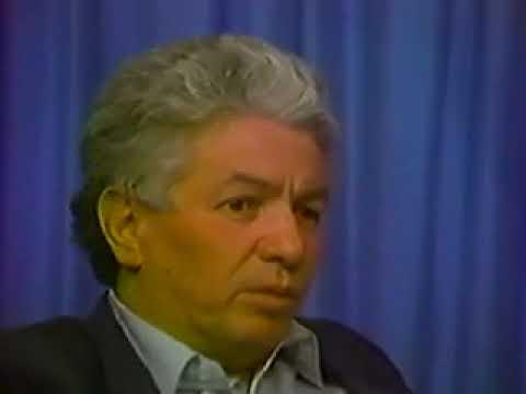 Беседа Джона Глэда с Владимиром Войновичем 1981