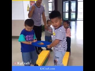 Вот как можно весело поиграть!!