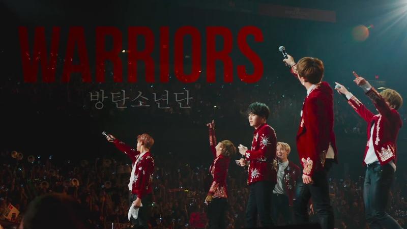WARRIORS - BTS (방탄소년단) x ARMY TRIBUTE