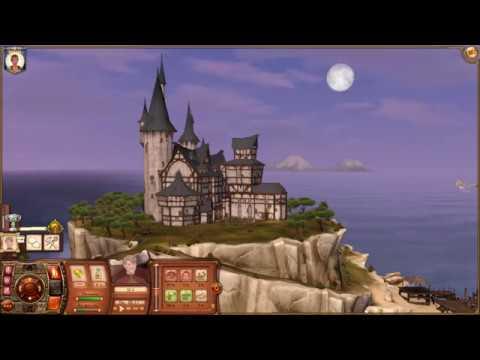 The Sims Medieval возмездие Новая врачиха побеждает самозванку Королеву убившую предыдущего врача