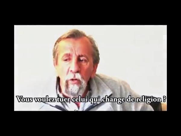 Sami Aldeeb Personne n'ose dénoncer la colonisation islamique de la France