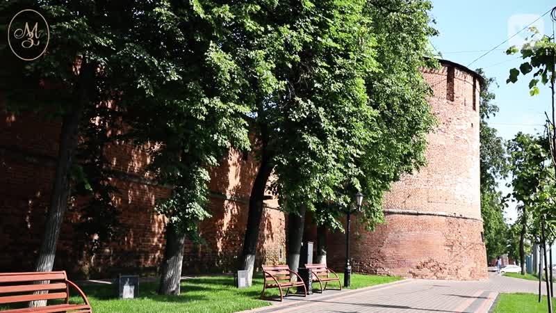 Там где не ступала нога туриста Часть 2 Пороховая башня Нижегородский кремль