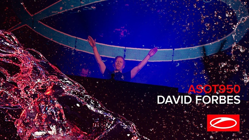 David Forbes live at A State Of Trance 950 Jaarbeurs Utrecht The Netherlands