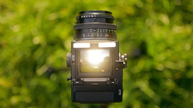 1600元的相机能看到怎样的世界 Bronica etrs Kodak Portra 160