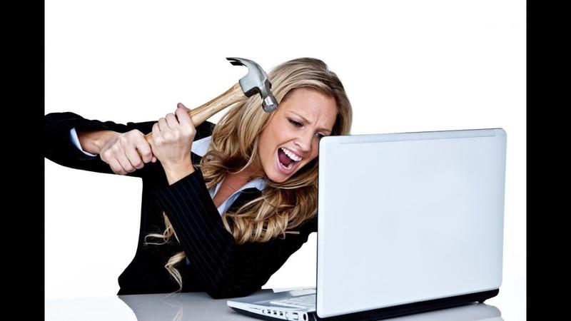Компьютер неге қатады ◆ Қалай білуге болады