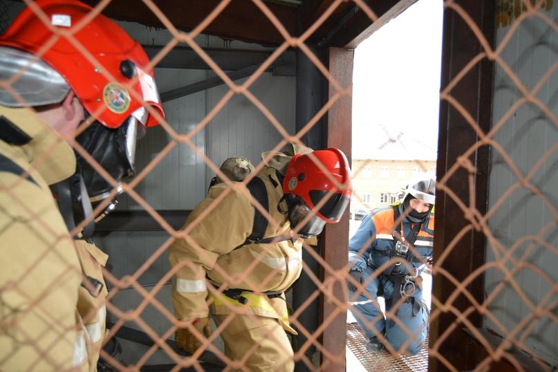 В Коврове прошел день открытых дверей посвященный 116-летнему дню рождения пожарного депо., изображение №19