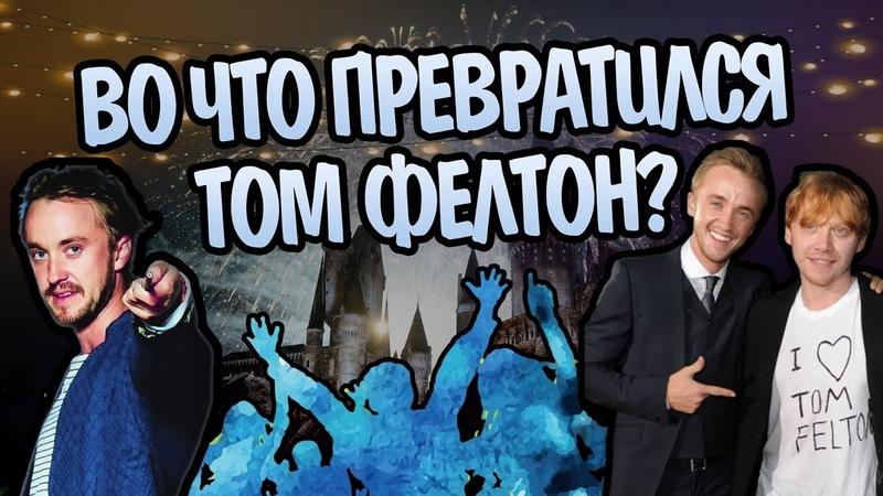 Что Стало с Томом Фелтоном После Гарри Поттера