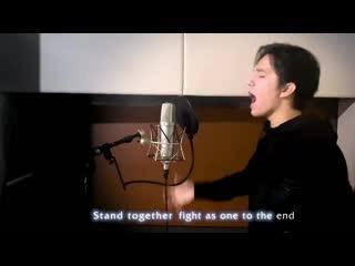 Песня, посвященная борьбе с коронавирусом