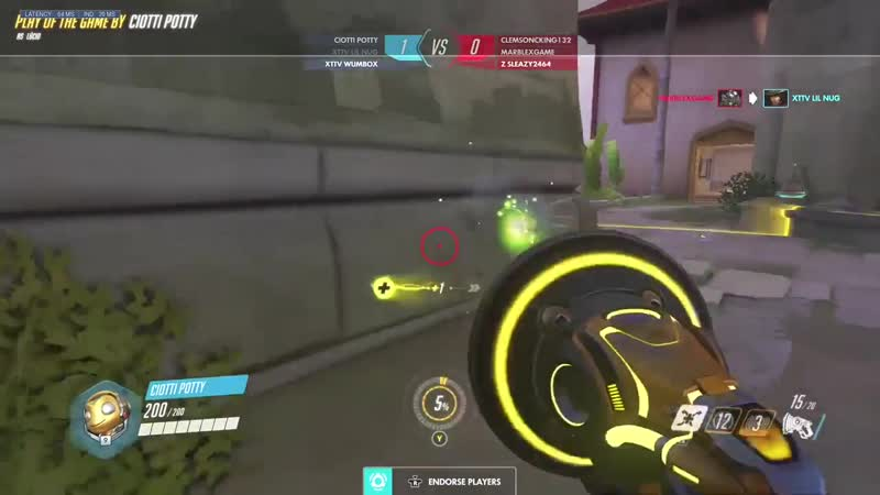 'A' for effort Ashe No one out boops Lucio