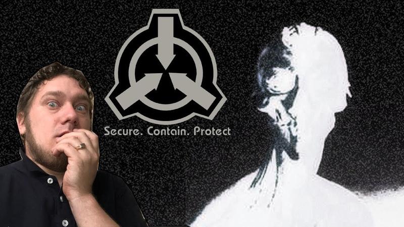 Страаашно Визжим и пугаемся в ► SCP Containment Breach