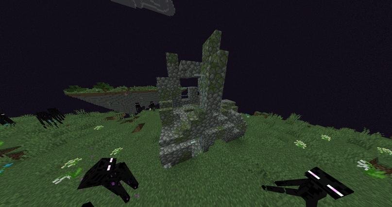 Снапшот 0.0.0.1 Глобальная переделка Энда, новые биомы и много увлекательного контента!, изображение №12