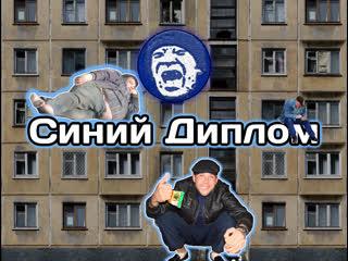 BD Синий Диплом