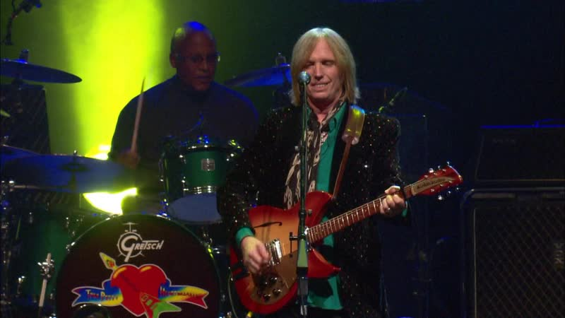 Tom Petty - Free fallin - Live from Gatorville