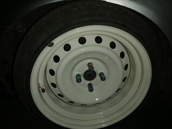 Р16 4х100 разноширокие Обменяю на литье р15 р16...