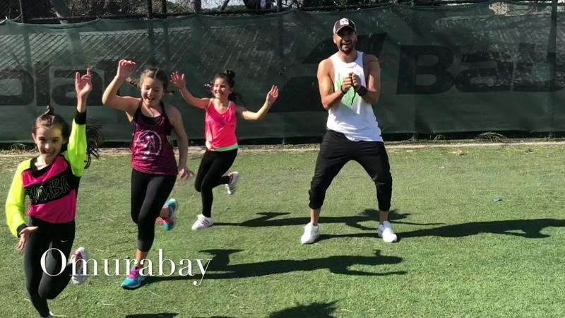 Azukita - Steve Aoki, Daddy Yankee, Omur abay ,Zumba Fitness New Choreography, Sena Yılmaz ,