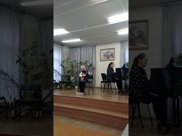 Карцев Платон Бабушка испеки оладушки