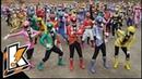 Power Rangers Super Megaforce Music Video Go Go Power Rangers KMV