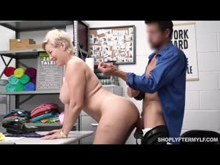[ShoplyfterMylf] Ryan Keely - Anything But The Cops [2020, All Sex, Blonde, Tits Job, Big Tits, Big Areolas, Big Naturals]