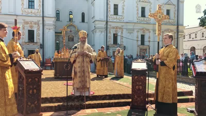 Предстоятель УПЦ привітав медичних працівників із професійним святом