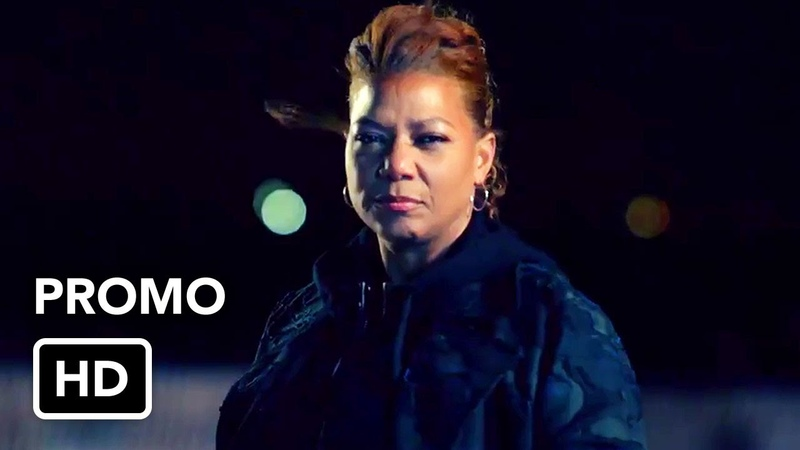 The Equalizer (CBS) Promo 2 HD - Queen Latifah action series