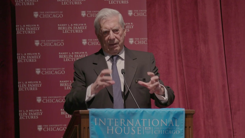 Mario Vargas Llosa, The Feast of the Goat, Lecture 4 of 4, 05.15.17
