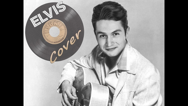 Elvis Presley That's All Right Mama Cover by Victor Gulick