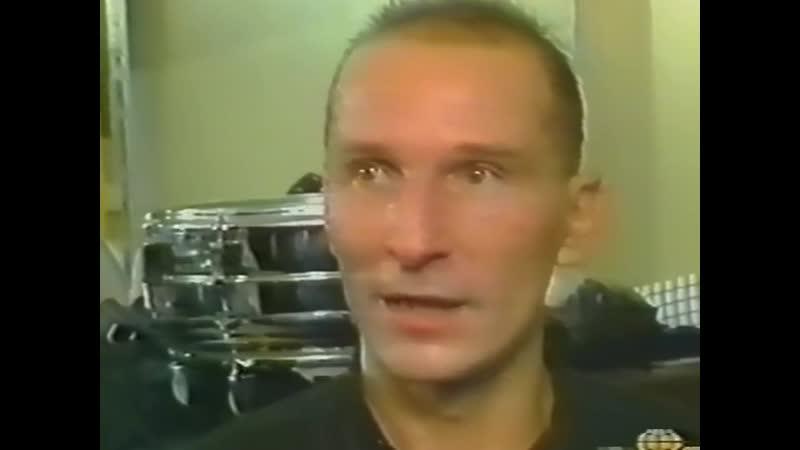 ЗВУКИ МУ Концерт в Московской Рок лаборатории 1989