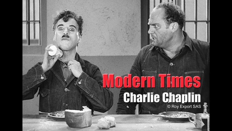 Charlie Chaplin - Smuggled Nose Powder - Modern Times