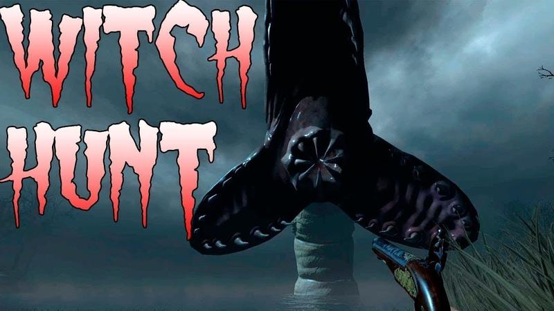 Witch hunt 5 Финальная серия игры Чудовище из озера