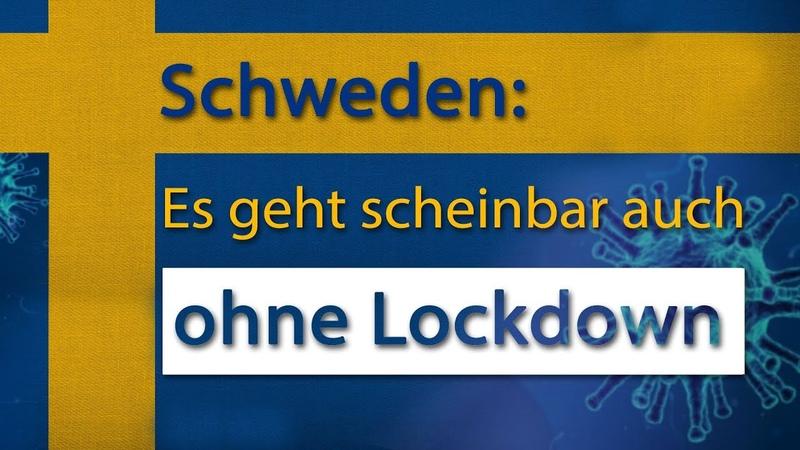 Schweden Es geht scheinbar auch ohne Lockdown 02 Juni 2020 16516