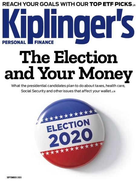 Kiplinger's Personal Finance 09.2020