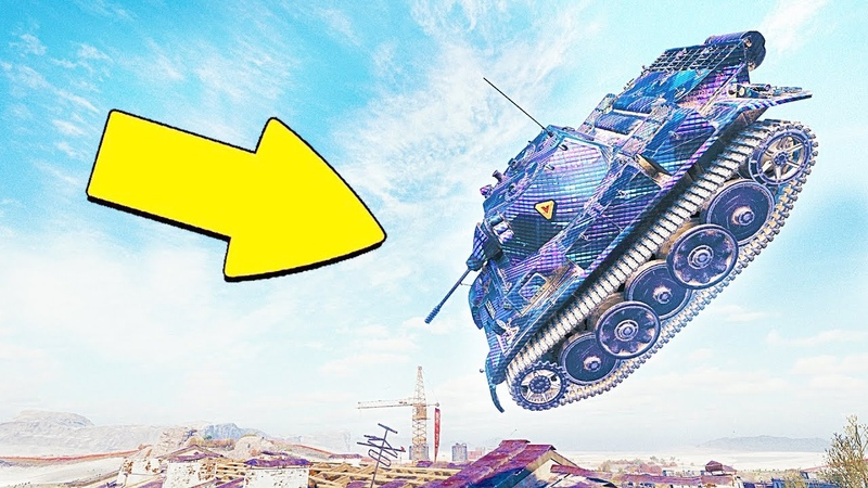 World of Tanks Funny Moments WoT Replays 20