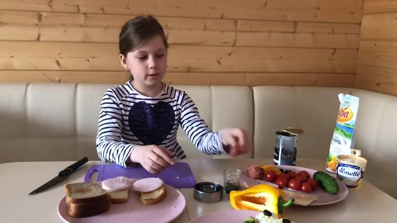 Весёлые_бутербродики