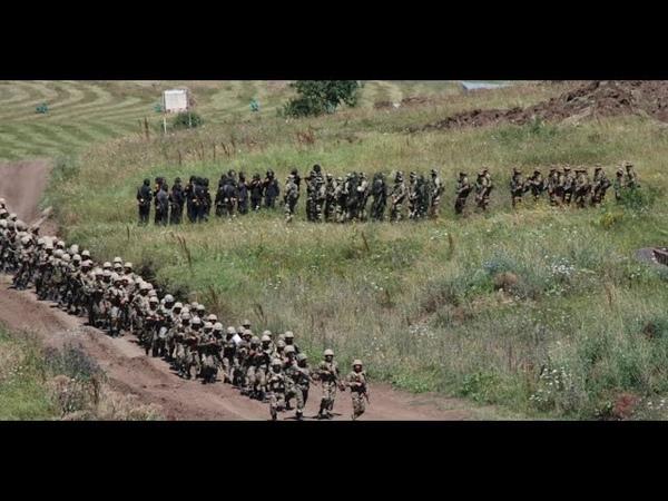 5 минут назад Армяне в ужасе захват Азербайджан разрубил началось прямо на границе Тонояну конец