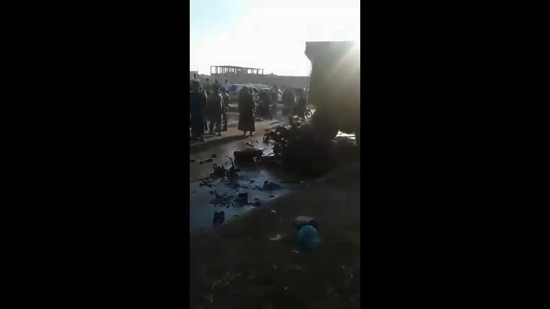 Очередной взрыв в протурецком аль Бабе 11 июля 2020 четверо убитых