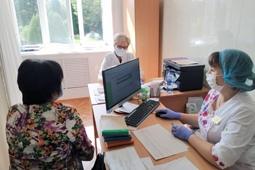Профилактическая акция «Здоровое долголетие» прошла в Становлянском районе