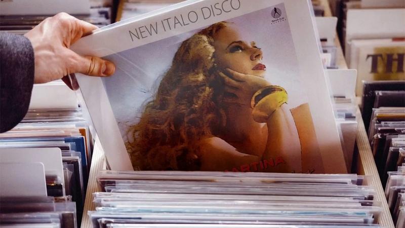 KEN MARTINA Love Is Forever Xtended Romantique Mixx New Italo Disco 2o13